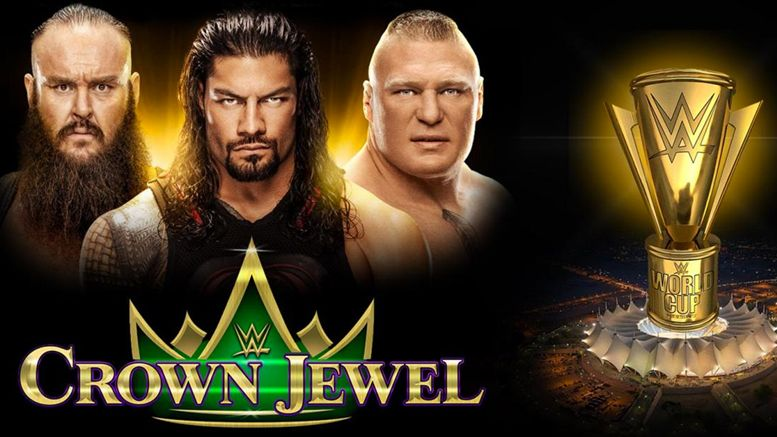 wwe crown jewel saudi arabia return