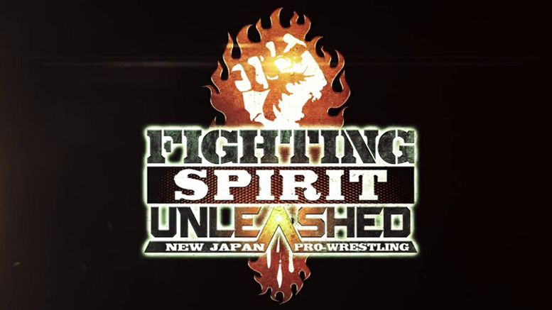 njpw fighting spirit unleashed full card announced