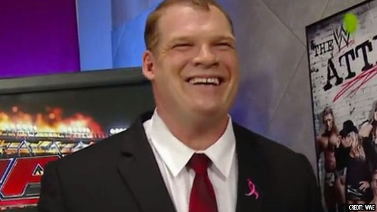 kane knox county knoxville donation wwe 100k