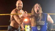 kings of wrestling cesaro kassius ohno chris hero claudio castagnoli reunion reunite nxt live event video