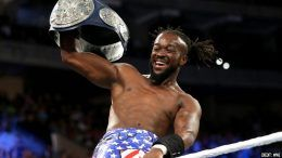 kofi kingston breaks record tag team championship most days billy gunn