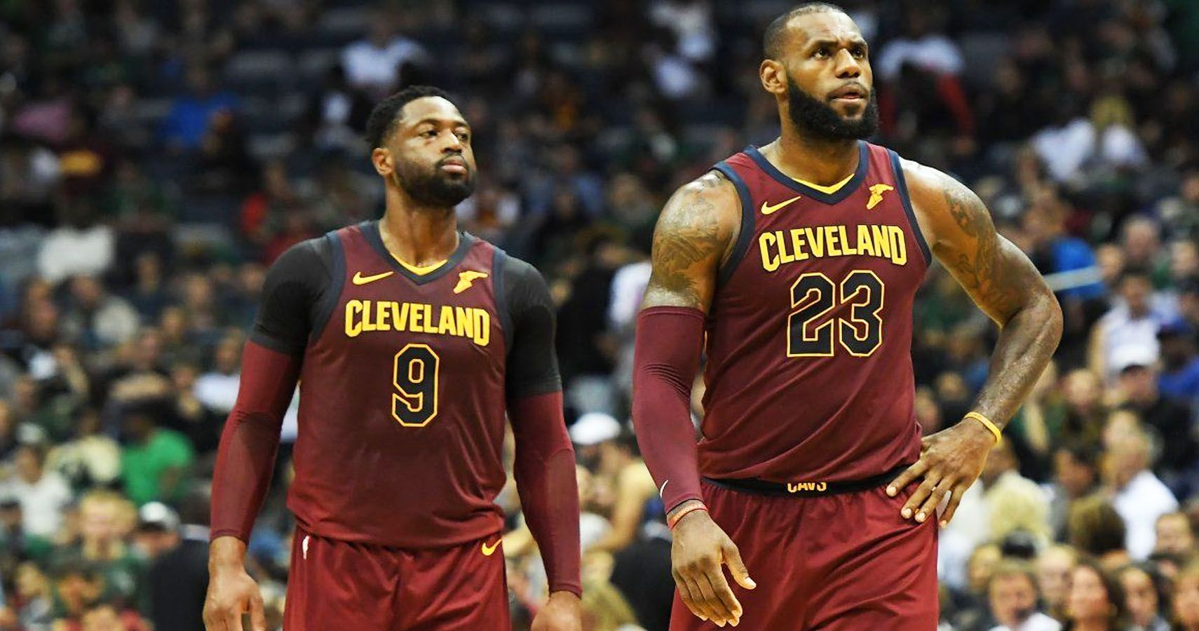 1abe8182ece943 20 Current NBA Players Fans Forgot Played On Random Teams