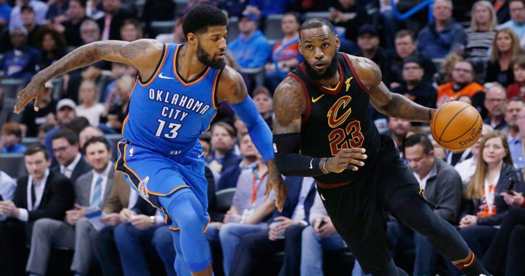 5a194d11bc67 Paul George Says Some Players In The NBA Don t Work Well With LeBron James