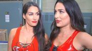 bella twins explanation ronda rousey attack interview video evolution raw