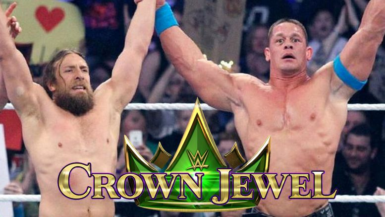 daniel bryan john cena crown jewel wwe statement