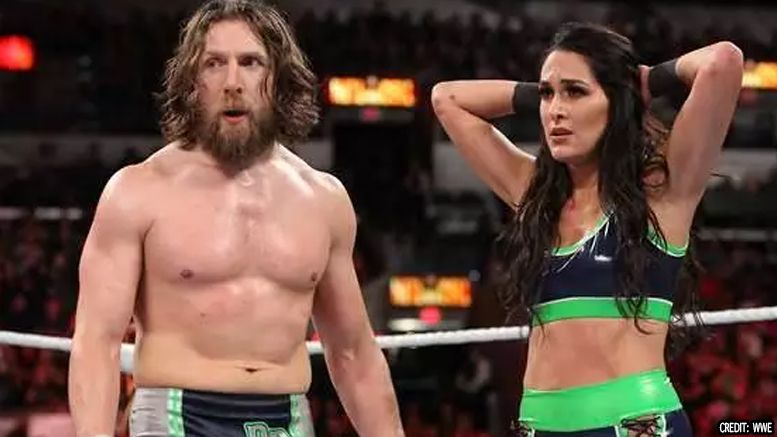 daniel bryan defends brie bella liv morgan injury cyber bullying