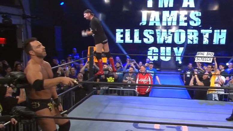 james ellsworth impact wrestling bound for glory