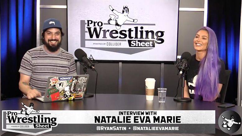 eva marie interview possible wwe return evolution total divas