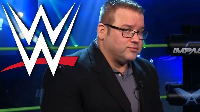 wwe meeting scott d'amore meeting impact wrestling details interview