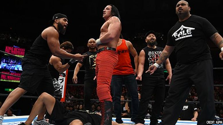 Bullet Club OG Has New Members After King of Pro Wrestling (VIDEO)
