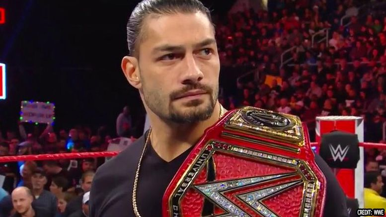 roman reigns reactions wwe roster leukemia battle leave of absence