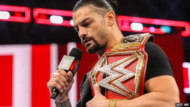 roman reigns thanks fans support leukemia