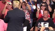 donald trump jerry lawler rally dr ford testimony mock video