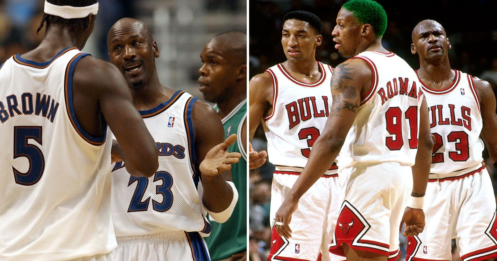 5e28df82fc1 10 NBAers Who Couldn't Stand Playing With Michael Jordan (And 10 Who Adored  Him)