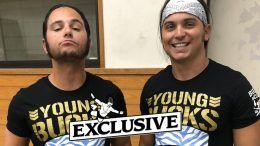 young bucks all elite wrestling trademarks promotion rumors audio interview