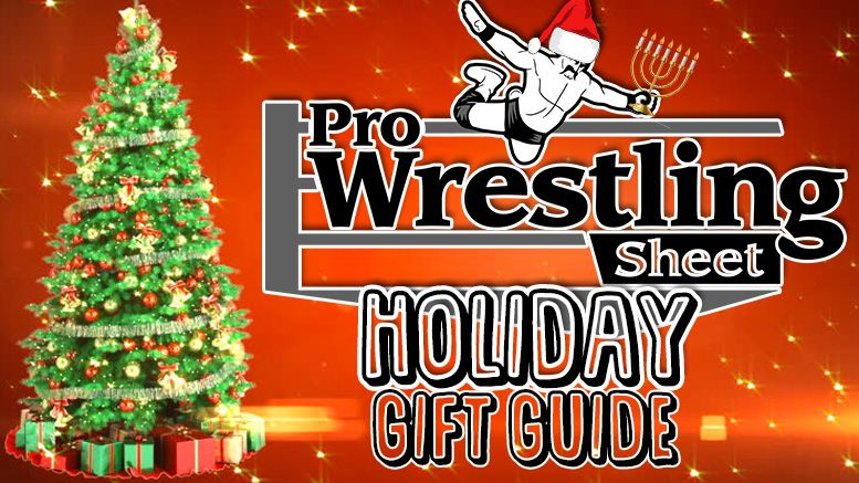 holiday gift guide wrestling pro wrestling wwe wcw