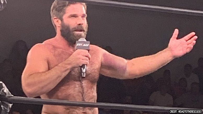 joey ryan injured mlw