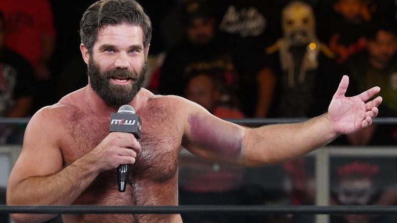 joey ryan surgery torn pectoral muscle