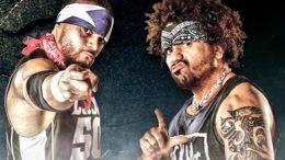 lax evolve wrestling impact santana ortiz