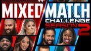 mixed match challenge royal rumble number 30 winners