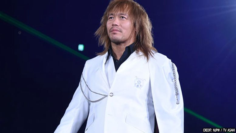 tetsuya naito wwe offer turned down turn decline