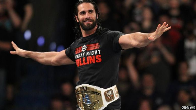 seth rollins intercontinental title championship open challenge raw superstars respond