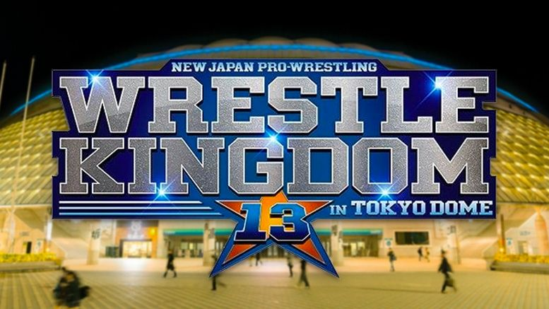 wrestle kingdom 13 matches chris jericho okada