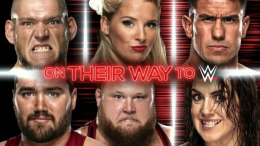 nxt call-ups raw shakeup video vignette