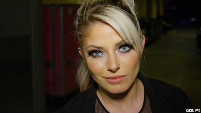 alexa bliss cleared return wwe raw mark henry busted open