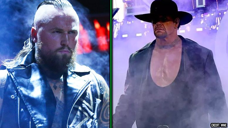 aleister black modern day undertaker comparison audio interview chasing glory lilian garcia