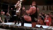 brian cage bar wrestling proposal melissa santos engaged
