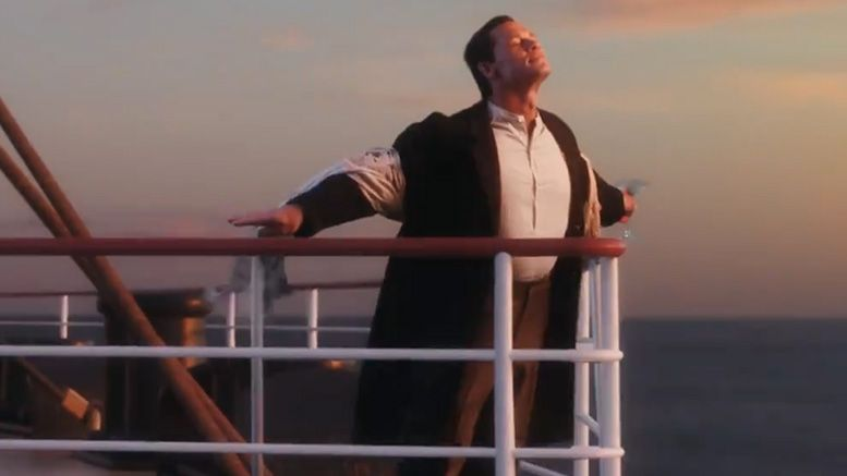 john cena titanic parody advertisement skyy vodka