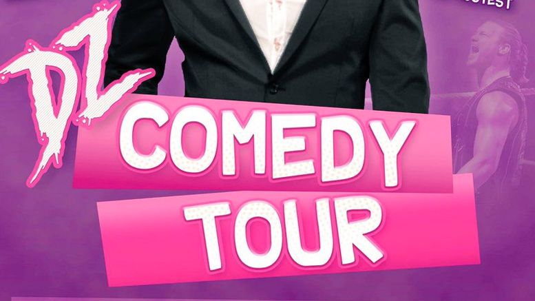 dolph ziggler comedy tour wwe