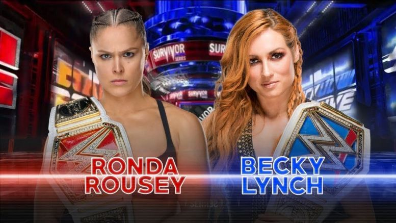 becky lynch ronda rousey wrestlemania 35 main event