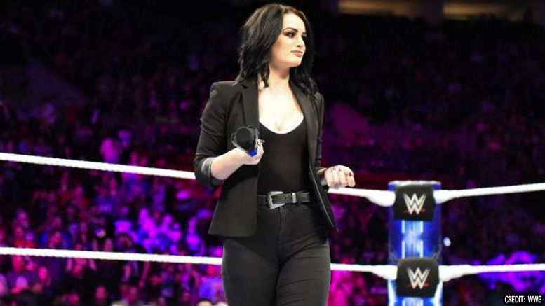 paige smackdown gm wwe changes