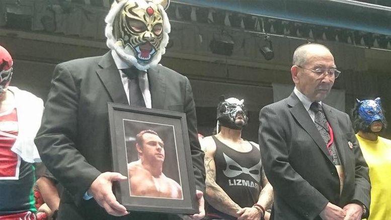 tiger mask dynamite kid ten-bell salute death