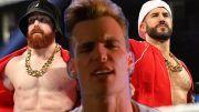 vanilla ice ice ice sheamy video rap battle cesaro sheamus