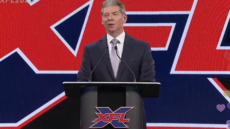 xfl team locations stadiums announcement