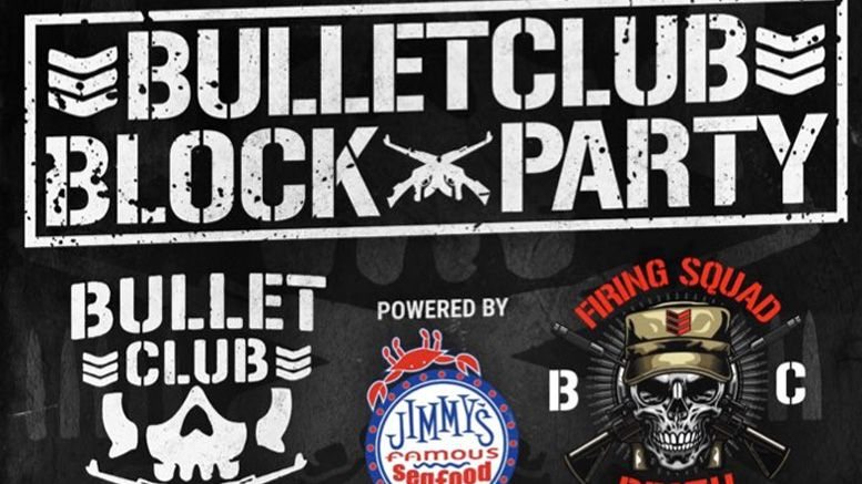 bullet club block party details location tickets