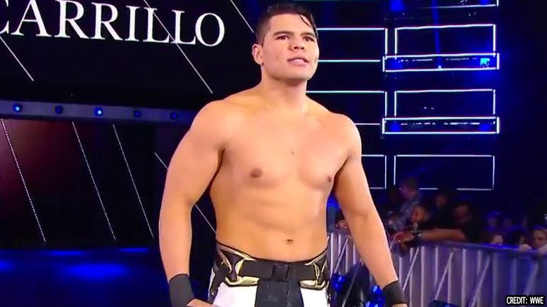 humberto carrillo 205 live debut worlds collide
