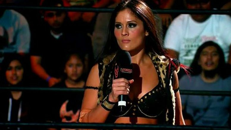 ivelissa lucha underground contract held hostage