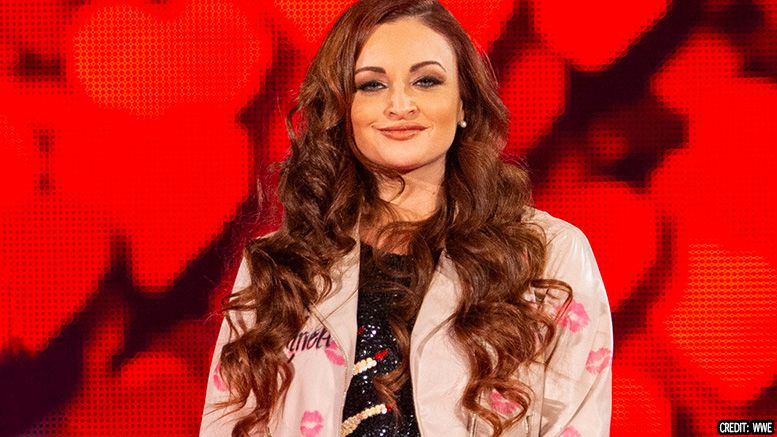 maria kanellis mike denies requesting release wwe contract