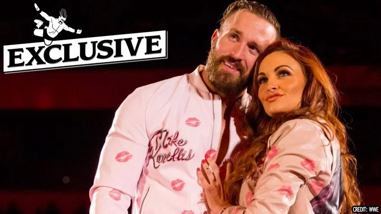 mike maria kanellis request release wwe contract