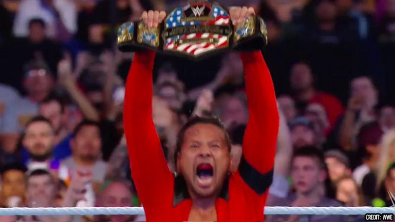 shinsuke nakamura regains united states title royal rumble video