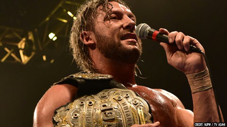 kenny omega confirms taking time away njpw