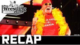 pro wrestling sheet raw recap