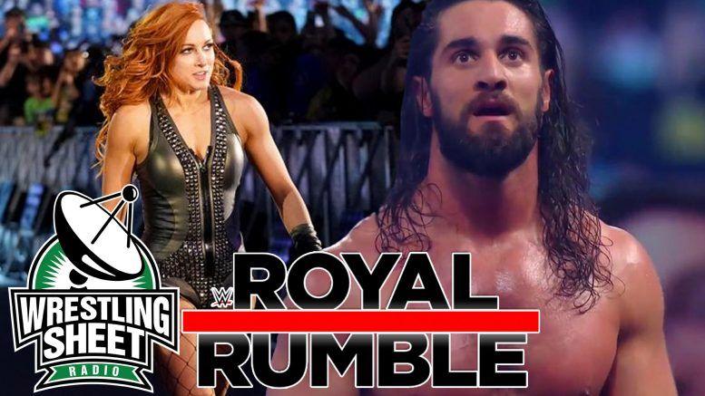 royal rumble recap review becky lynch seth rollins