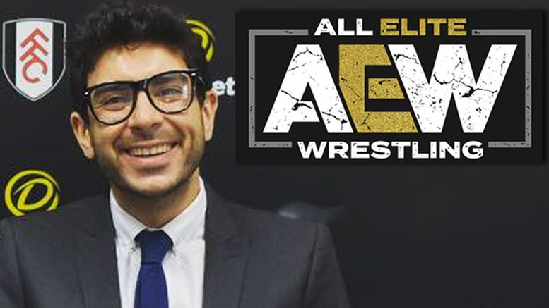 tony khan all elite wrestling cody rhodes young bucks matt jackson nick jackson