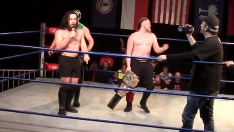 trevor lee signs wwe announcement video