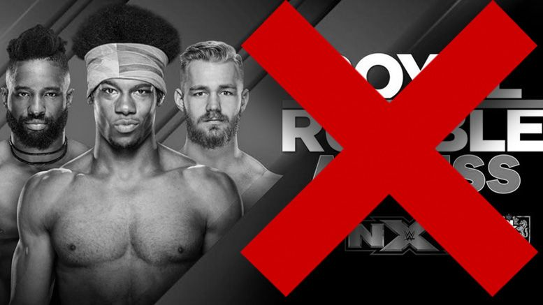 worlds collider humberto carrillo wwe nxt uk 205 live pulled announcement bracket